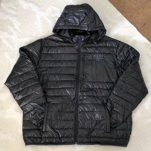 Clique puffer jacket